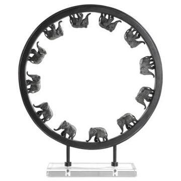 Uttermost Elephant Walk Sculpture