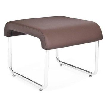 OFM Uno Backless Seat, Brown