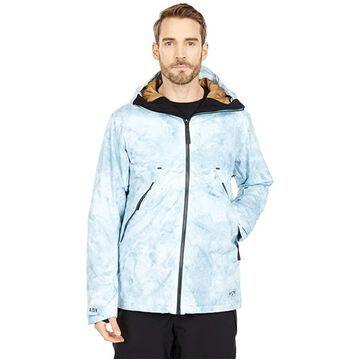 Billabong Expedition Jacket (Marble) Men's Clothing