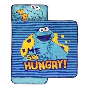 Sesame Street Cookie Monster Nap Mat Bedding