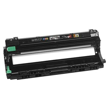 DR221CL Drum Unit, 15000 Page-Yield, Black/Cyan/Magenta/Yellow