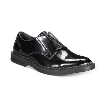 INC International Concepts Mens Scorpio Silk Closed Toe Slip On Shoes