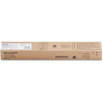 Sharp MX51NTYA Original Toner Cartridge, 1 Each (Quantity)