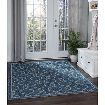 Bliss Rugs Vera Transitional Indoor/Outdoor Area Rug