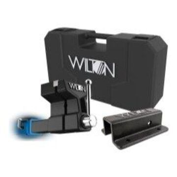 Wilton WIL10015 All-Terrain Vise with Carrying Case
