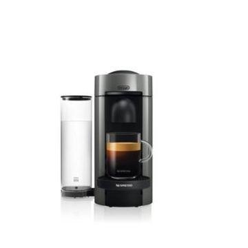 Nespresso VertuoPlus Coffee and Espresso Machine by De'Longhi
