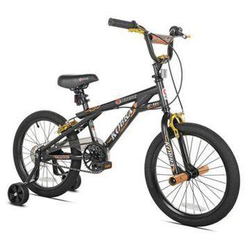 Razor Kobra 18-Inch Boy's Bicycle in Black