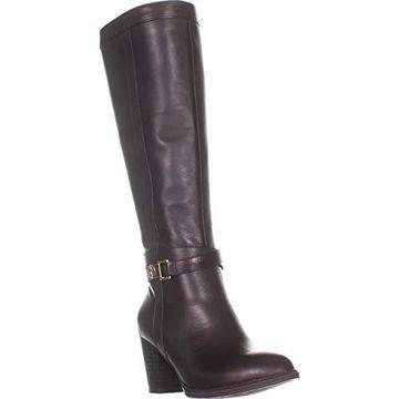 Giani Bernini GB35 Rozario Knee High Block Heel Boots