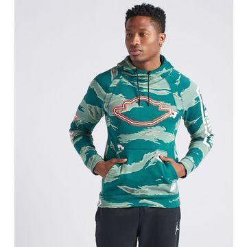 Jordan Mens Green Clothing / Sweatshirts 3XL