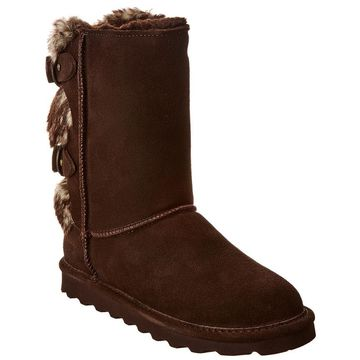 Bearpaw Eloise Suede Boot