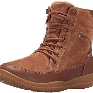 Kamik Women's Shawna Snow Boot Tan 9 M US