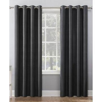 "Sun Zero Duran 50"" x 95"" Thermal Blackout Curtain Panel"