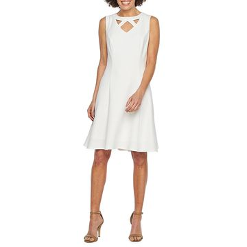 Alyx Sleeveless Fit & Flare Dress