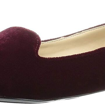 Jones New York Women's Fairly Velvet Loafer Flat