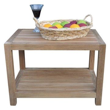 Windsor Side Table, 2-Tier
