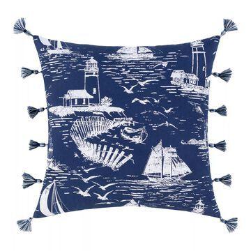 Decor 140 Nicole Coastal Throw Pillow