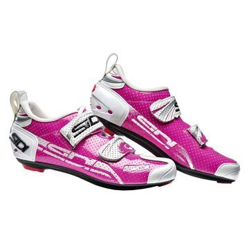 Sidi Women's T-4 Air Cycling Shoes Fuschia/White 42