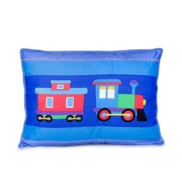 Wildkin's Trains, Planes, Trucks Pillow Sham Bedding