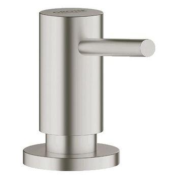 GROHE Cosmopolitan Soap Dispenser in Super Steel