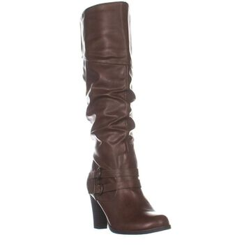 Style & Co. Womens SANAP Almond Toe Knee High Fashion Boots - 9.5