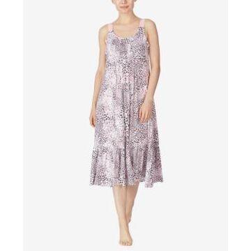 Ellen Tracy Knit Ballet Nightgown