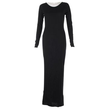 T By Alexander Wang Black Viscose Knitwear