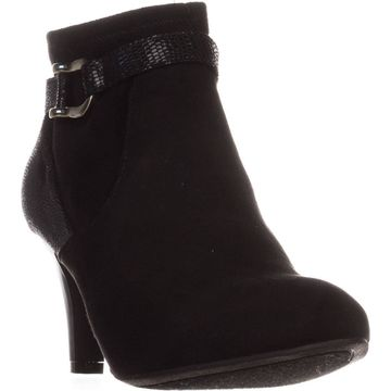 Karen Scott Womens maxinee Closed Toe Ankle Fashion Boots