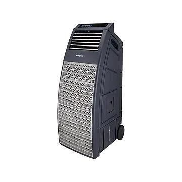 Honeywell Portable Evaporative Air Cooler, with Remote Control, Gray (CO301PC)
