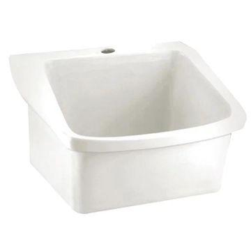 American Standard 9047.093.020 Surgeons Scrub Sink, White