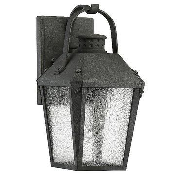 The Carriage Outdoor Sconce by Quoizel