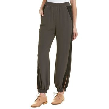 See By Chloe East Fit Ruched Opening Trouser