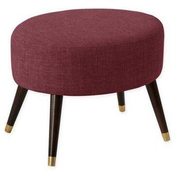 Skyline Furniture Casselberry Ottoman in Grey