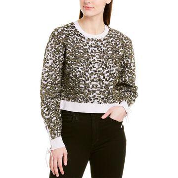 Jonathan Simkhai Jacquard Sweater