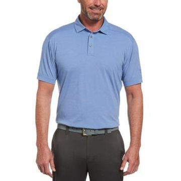 Pga Tour Men's Soft-Textured Polo Shirt