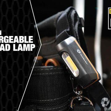 Southwire 120 Lumens LED Head Lamp | HL12RSW