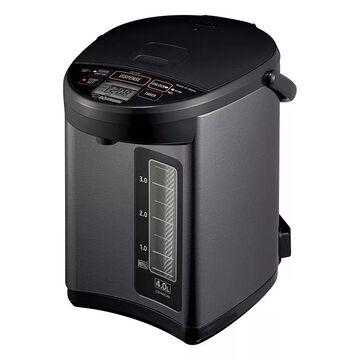Zojirushi Micom 4-Liter Water Boiler & Warmer, Black, 4 LITER