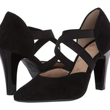 ara Felisa (Black Suede) Women's Shoes