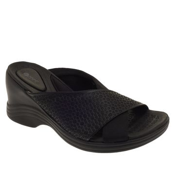 Bzees Harmony X-Band Wedge Sandal