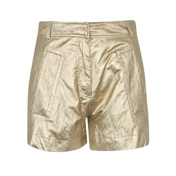 Philosophy di Lorenzo Serafini Metallic Shorts