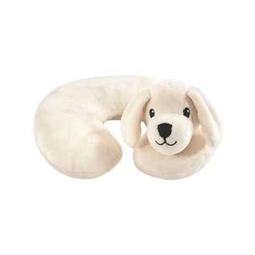 Hudson Baby Neck Pillows Tan - Tan Puppy Neck Pillow