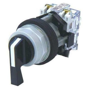 EATON HT8JFH8EF1Q1 Non-Illum Selectr Swtch,30mm,4 Pos,Lever