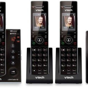 3 Handset Cordless Video Phone 3 Handset Cordless Video Phone
