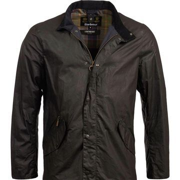 Barbour Lightweight Prestbury Waxed Jacket - Men's