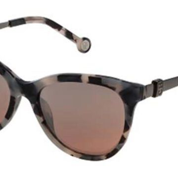 Carolina Herrera SHE750 9BBX Womenas Sunglasses Tortoise Size 54