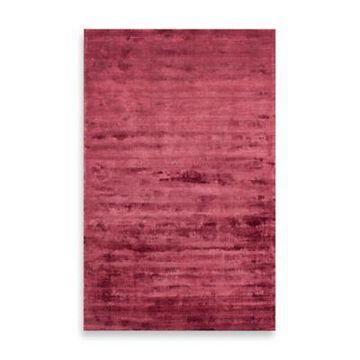 Rugs America Kendall 8-Foot x 10-Foot Area Rug in Scarlett Red