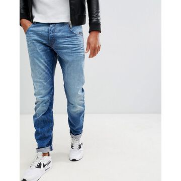G-Star Arc 3d slim fit jeans in light aged-Blue