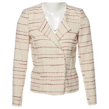 Isabel Marant Etoile \N Ecru Cotton Jackets