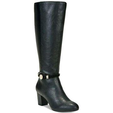 Karen Scott Womens Galee Closed Toe Over Knee Fashion Boots