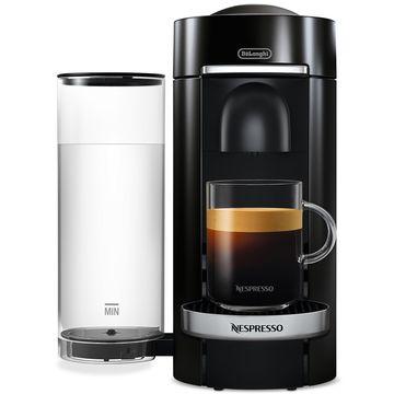 by De'Longhi Black VertuoPlus Deluxe Coffee and Espresso Machine