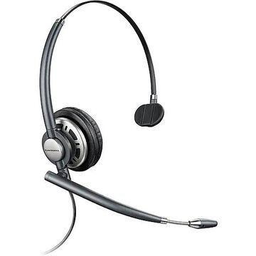 Plantronics EncorePro HW710 Monaural Headset with Noise Cancelling Mic (78712-101)